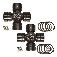 D30, D44, GM 8.5 Axle U-Joint Kit Competition Nitro Excalibur (Replaces 297X 760X) (Pair)