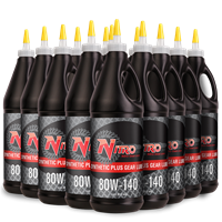 80W-140 Nitro Synthetic Plus Gear Oil