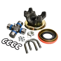 Trail Repair Kit, D44 W  1310, Incl Pinion Yoke, Pinion Seal, Pinion Nut, U-Joint, U-Bolts, Loctite