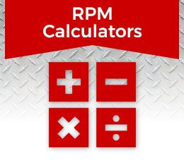 RPM Calculators