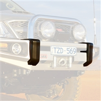 ARB Buffers W O Chrome Tube