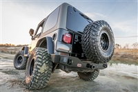 ARB Jeep Wrangler JK Rear Bar Bumper