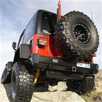 ARB Rear Bar Bumper For Jeep Wrangler TJ