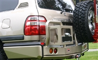 ARB LH Rear Jerry Can Holder Land Cruiser FJ80 FZJ80