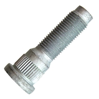 "1/2""-20, For use with OEM axles Jeep Wrangler JK Rear Axle Stud, Press-In"