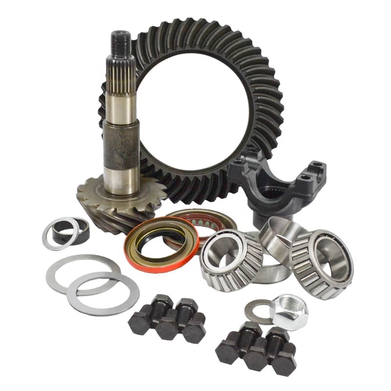 3 21, Nitro Thick Ring & Big Pinion Kit for Dana 44BP