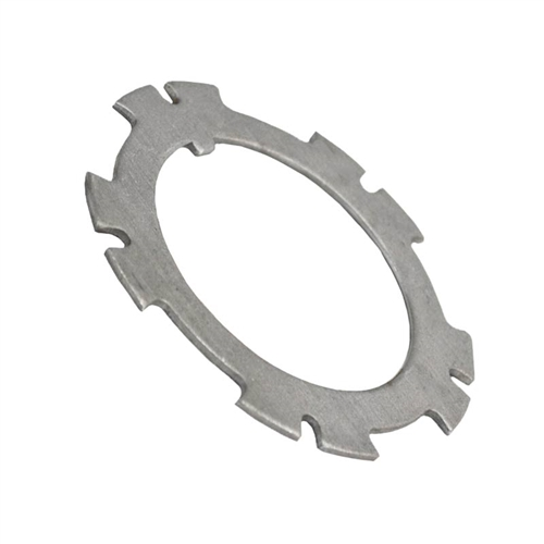 "1.830"" ID Flat Retainer, D60&D70, 10 Outer Tabs, Spindle"