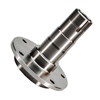 "D60 Ford Front Spindle, 5 Holes, 7"" Long, 6.5"" Flange, 2.020"" X 2.255"" Journal"