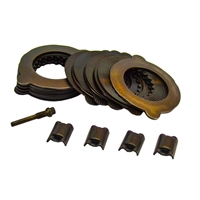 "8.25"" Chrysler, M35, D36 Ica, & D28 Trac Lock Clutch Set"