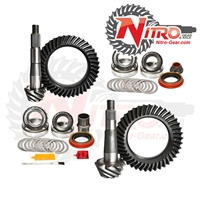 Nissan Nitro Gear Package