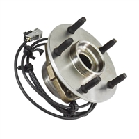 Dodge Ram 1500 Pass Side w/ 4 Wheel ABS Hub Assembly