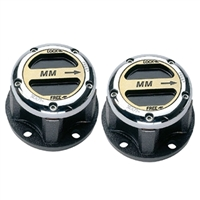 Mile Marker Supreme Locking Hub Set