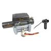 "Mile Marker 24V 9500 lb Winch, 100' 3/8"" Cable, Incl Roller Fairlead, Integrated Solenoids"