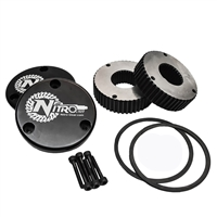 Nitro 4340 30 Spline Drive Slug Kit, D44 Front (Pair)